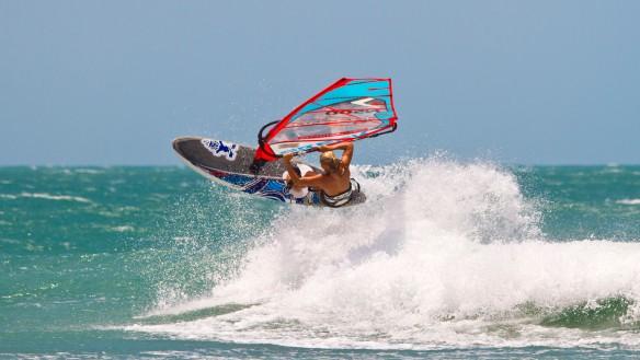 Wave sailing
